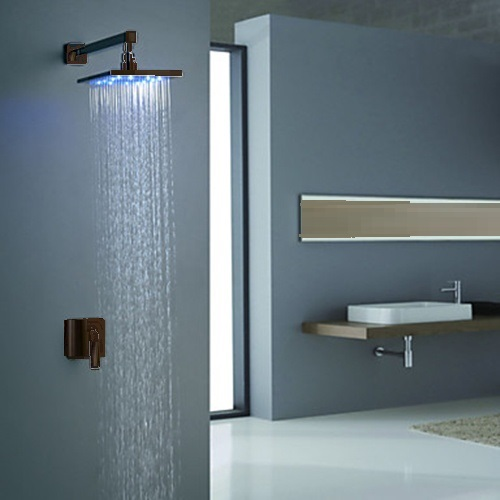 oil-rubbed-bronze-shower-set-Color_Changing_LED_Shower_Faucet_with_8_inch_Shower_Head