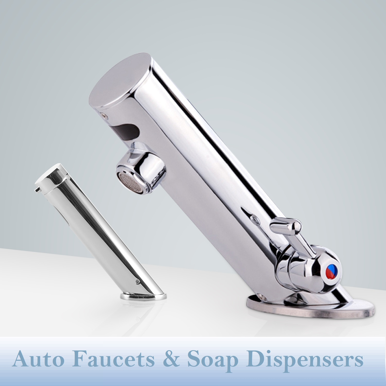 Auto Faucets & Soap Dispensers