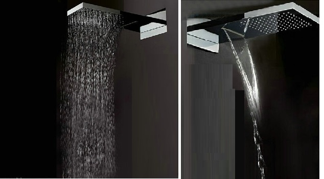 Prelude Contemporary Shower Set