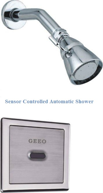sensor-controlled-shower-valve