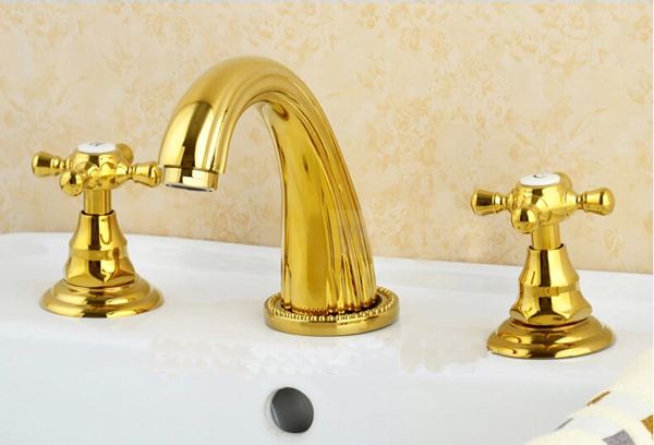 solid-brass-golden-polished-3Pcs-bathroom