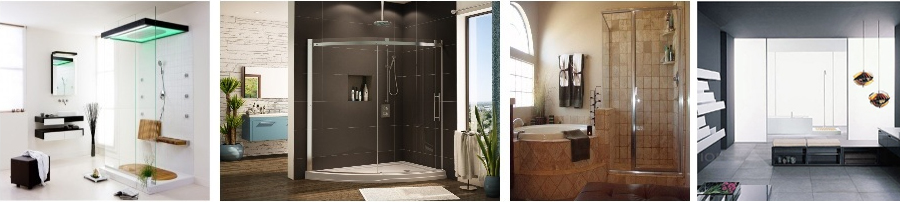 Glass Shower Enclosures Desire Ambiance And Great Look