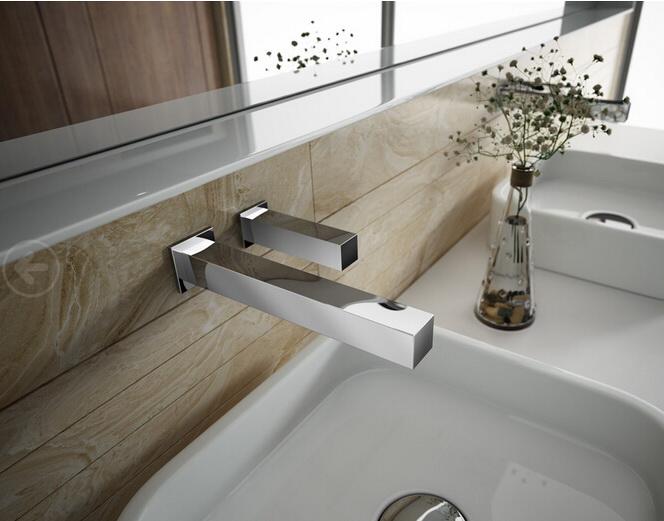 Wall Mount Bathroom Faucet Installation : -mounted-bathroom-accessories-soap-dispenser-wall-mount-sensor-faucet ...