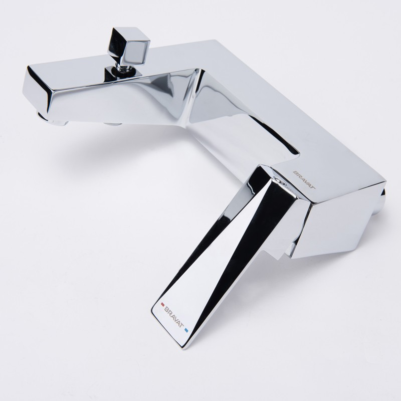 Bravat Wall Mounted Bathtub Faucet