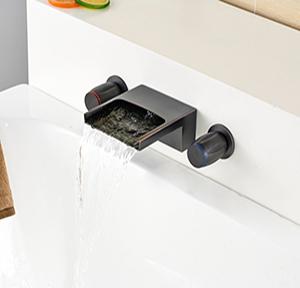wall-mounted-faucet-dual-handles