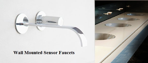 Wall Mounted Sensor Faucets Sale
