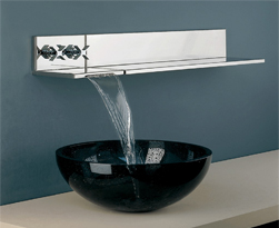 Wall Mounted Sensor Faucets