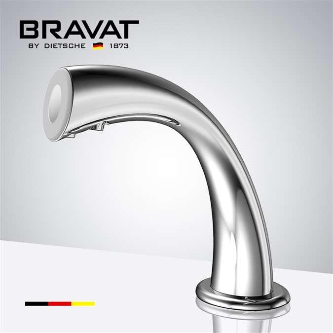 Commercial Sensor Faucet Sale Shop Bathselect Bravat Commercial Automatic Sensor Faucets Bathselect Ada Compliant Touchless Bathroom Sink Faucets