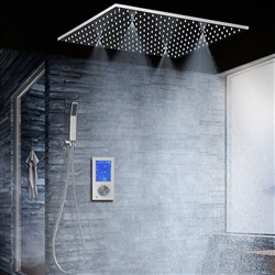 thermostatic shower