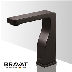 BathSelect Automatic Hands Free Commercial Faucet D517 Chrome Finish (also available in Oil Rubbed Bronze or Gold Finish)