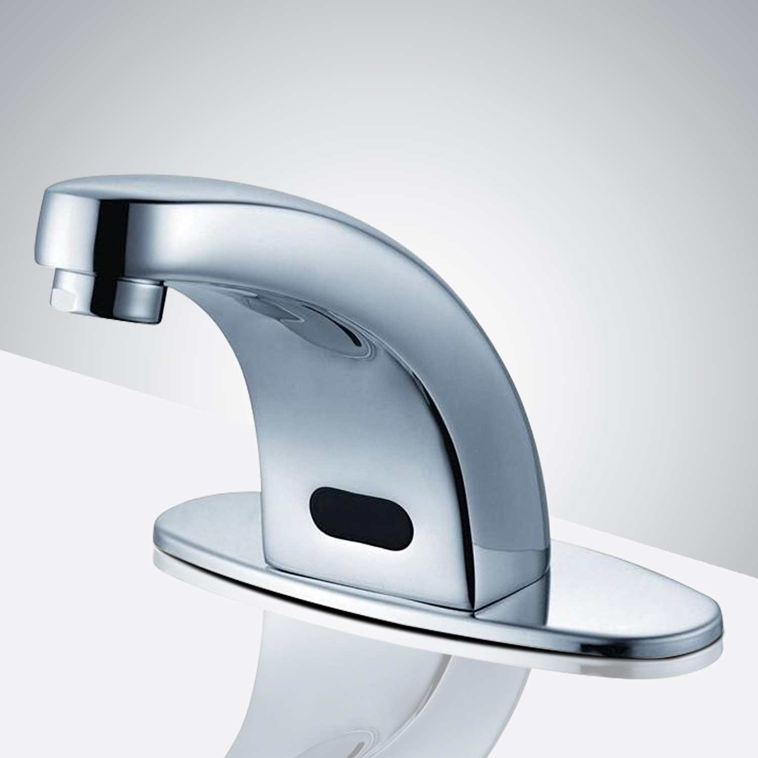 Salina Touchless Solid Brass Sensor Faucet Larger Photo Email A Friend