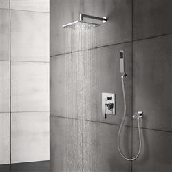 designer massage shower system