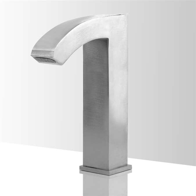Shop Stainless Steel Commercial Automatic Motion Sensor Faucet