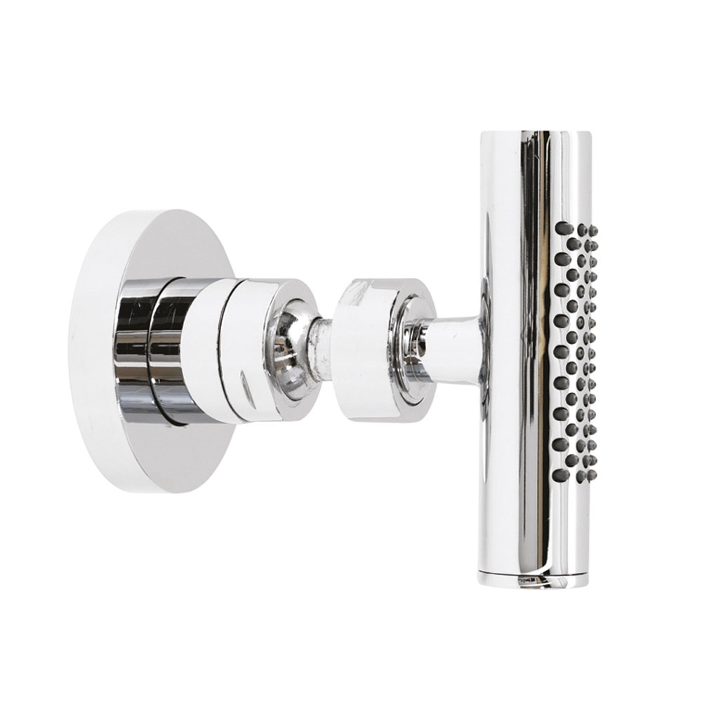 BathSelect Bologna Chrome Jetted Body Massage Showers
