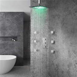 Luxury Bathroom Shower and shower systems with jets