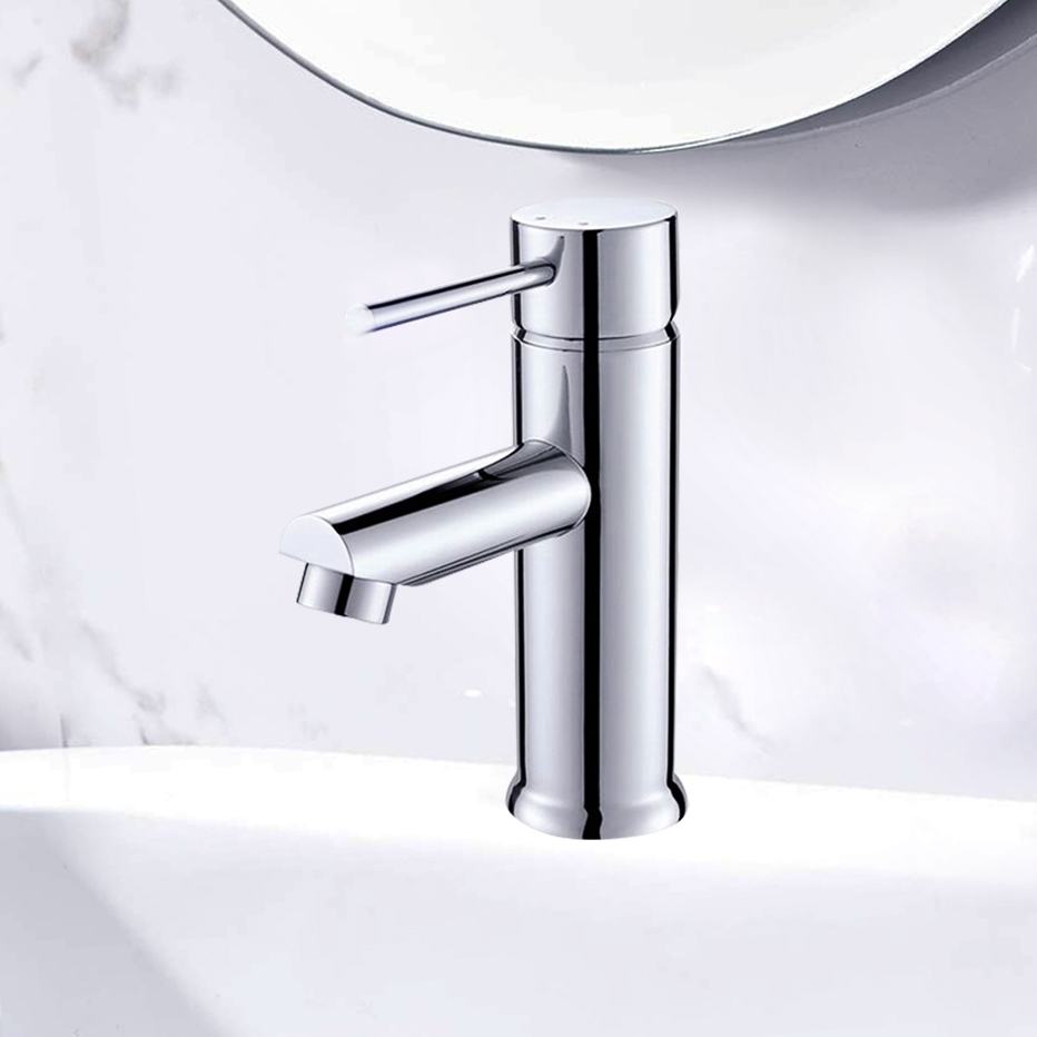 Shop Contemporary Serena Faucet At Bathselect. Lowest Price Guaranteed