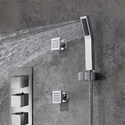 Velar Bathroom Shower Set N45