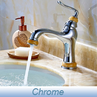 Chrome Faucet Lowes