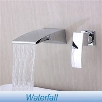 Waterfall Faucet Lowes