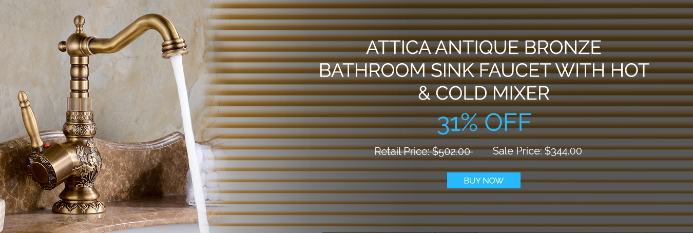 Buy Antique Faucets for Bathroom - Guaranteed Best Price