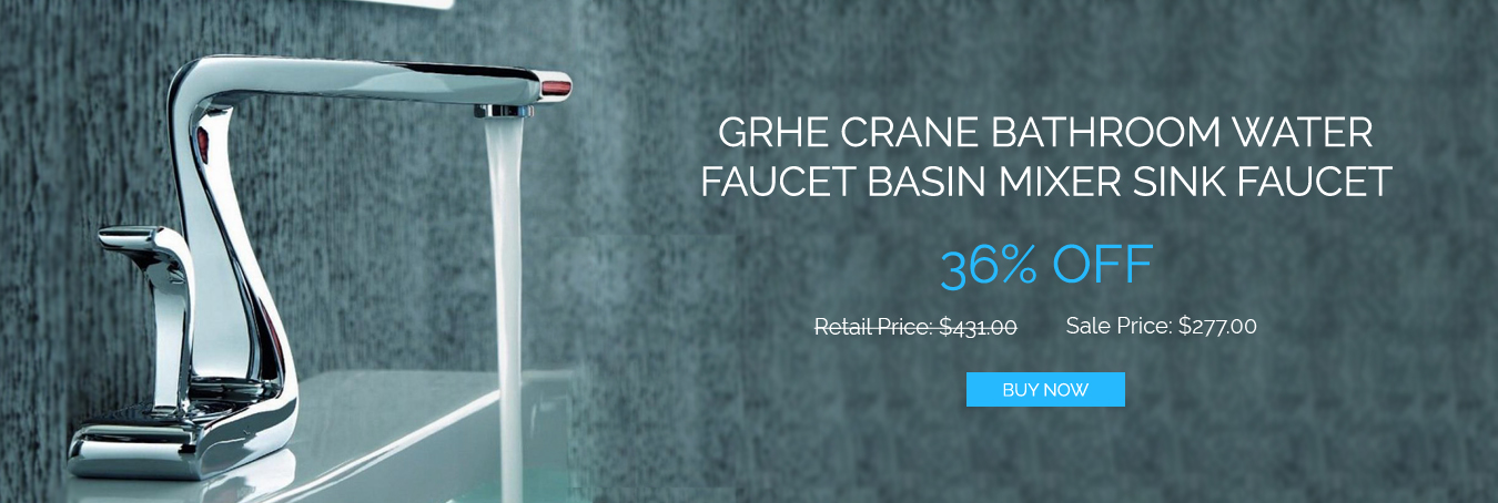 Grohe Faucet Basin Crane Bathroom Water Faucet