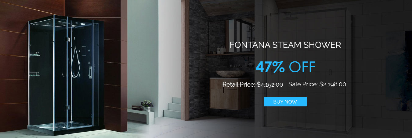 Fontana Steam Shower