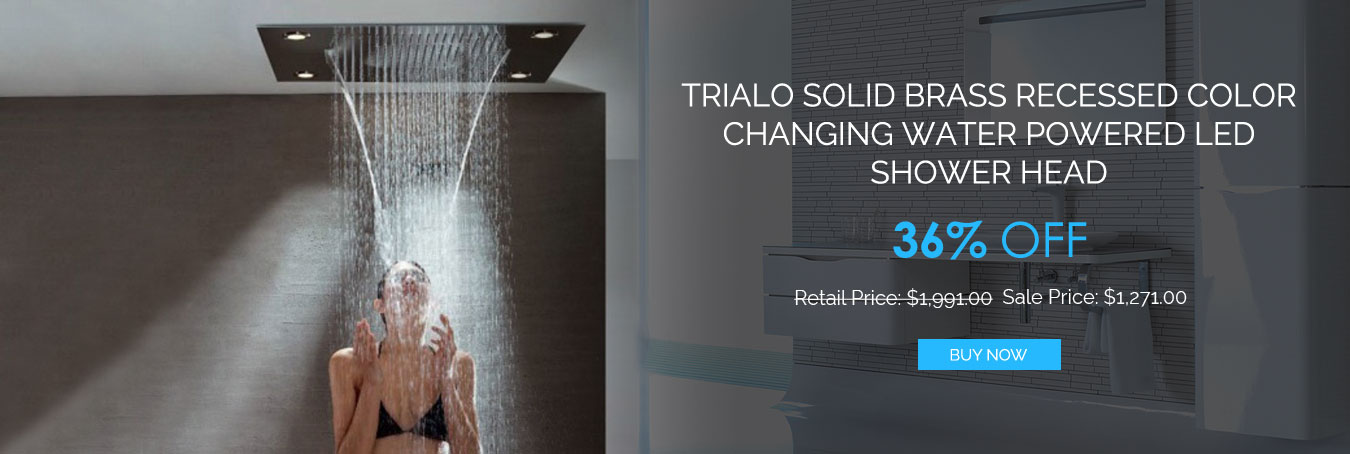 Buy Bathroom Shower Sets | BathSelect.com